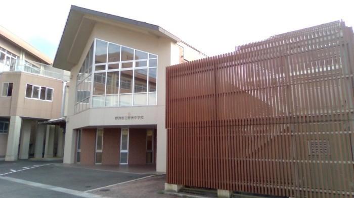 中学校 ホームページ 浅井